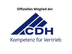 Offizielles Mitglied der CDH